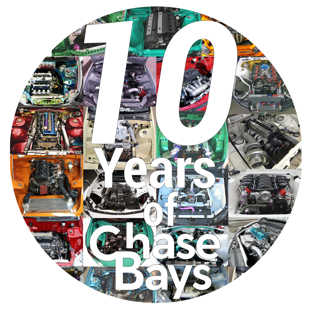 10 Years Of Chase Bays