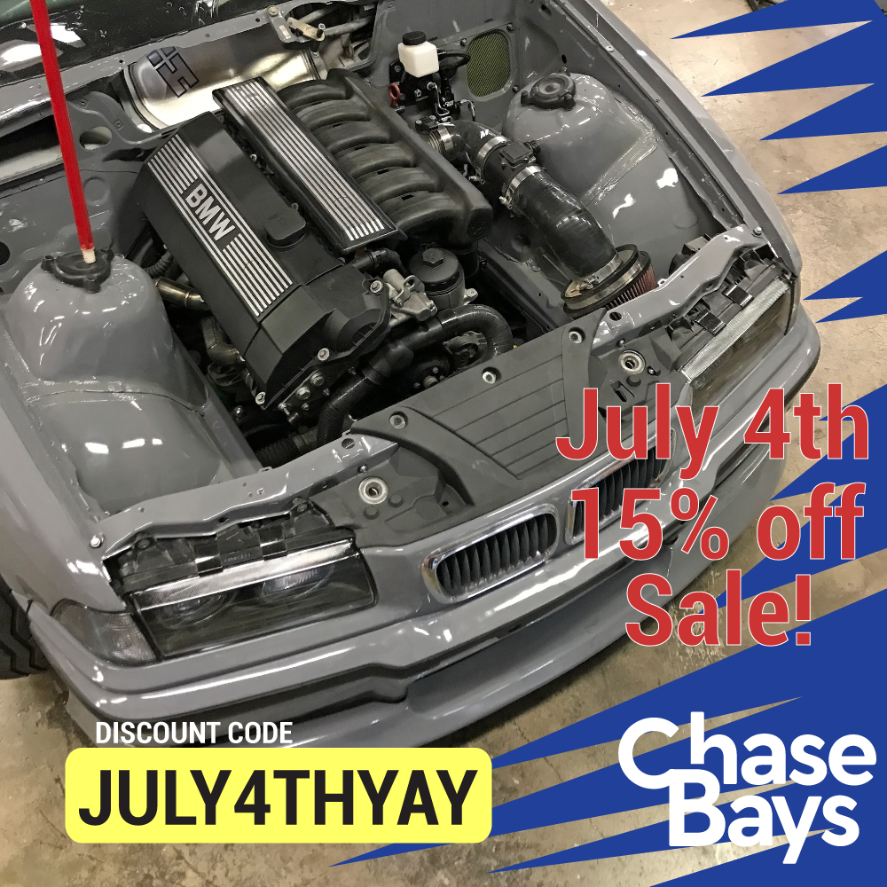 Chase Bays July 4th Sale!