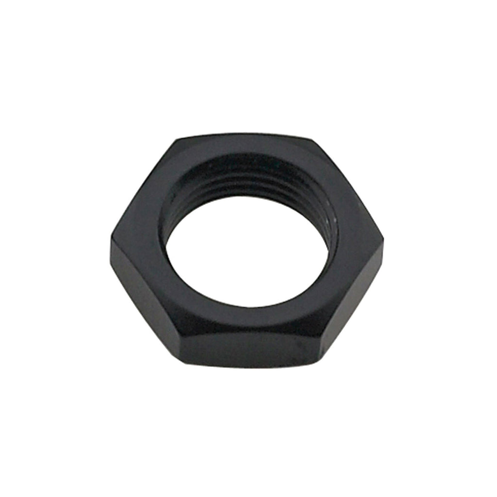 -3AN Bulkhead Nut - Black