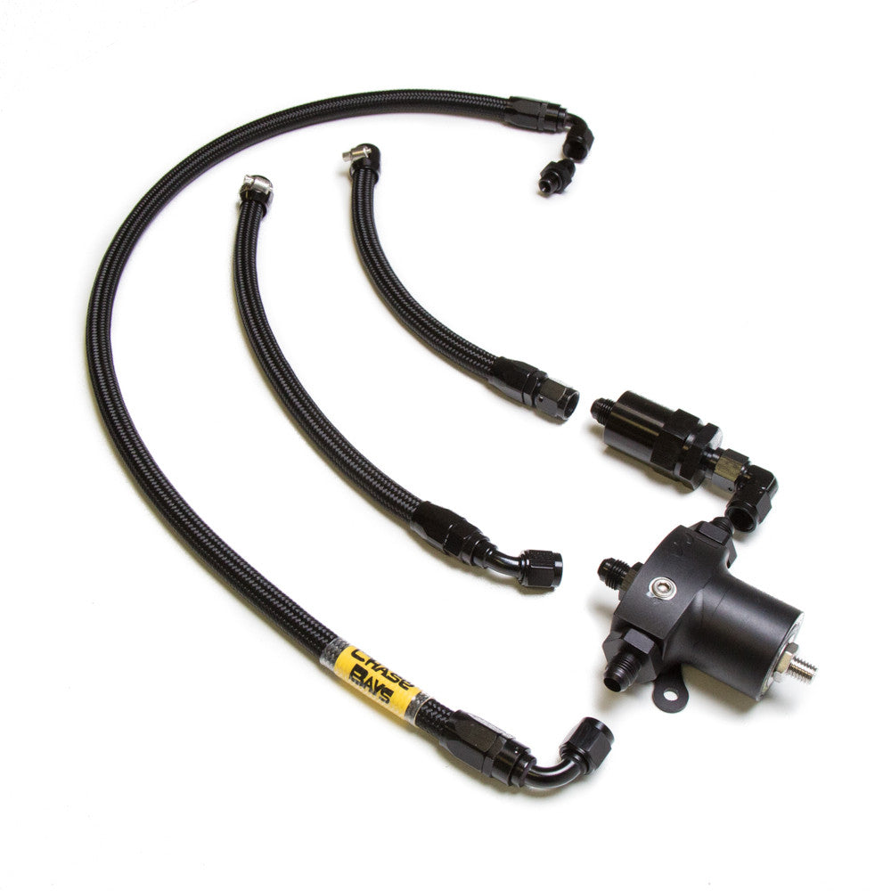 Chase Bays Fuel Line Kit - 92-00 Civic | 94-01 Integra w/ K series