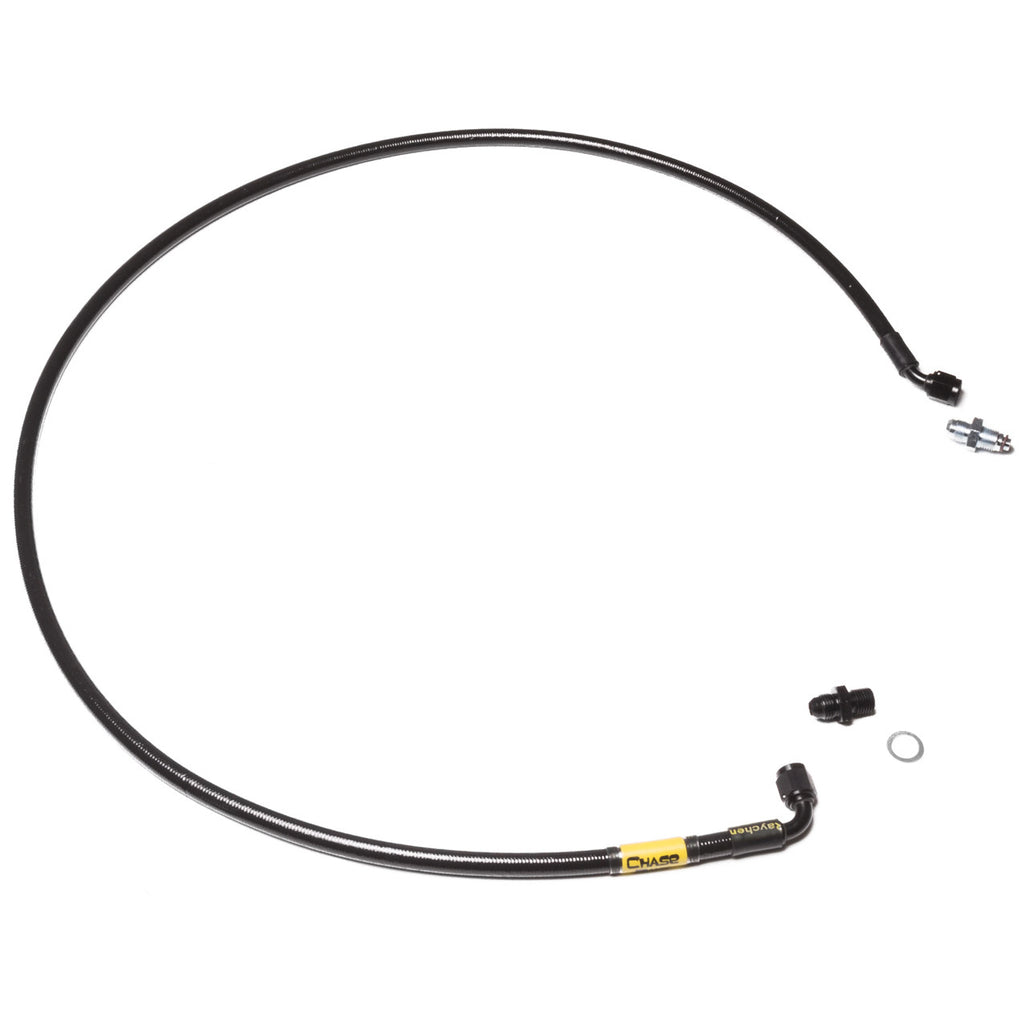 Chase Bays High Pressure Power Steering Hose - 02-07 Subaru WRX | STi