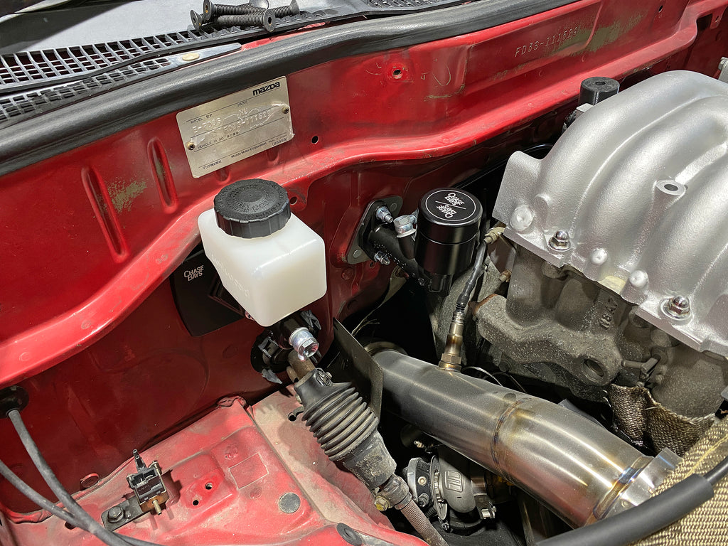 Chase Bays Billet Reservoir for Wilwood / Tilton Master Cylinders