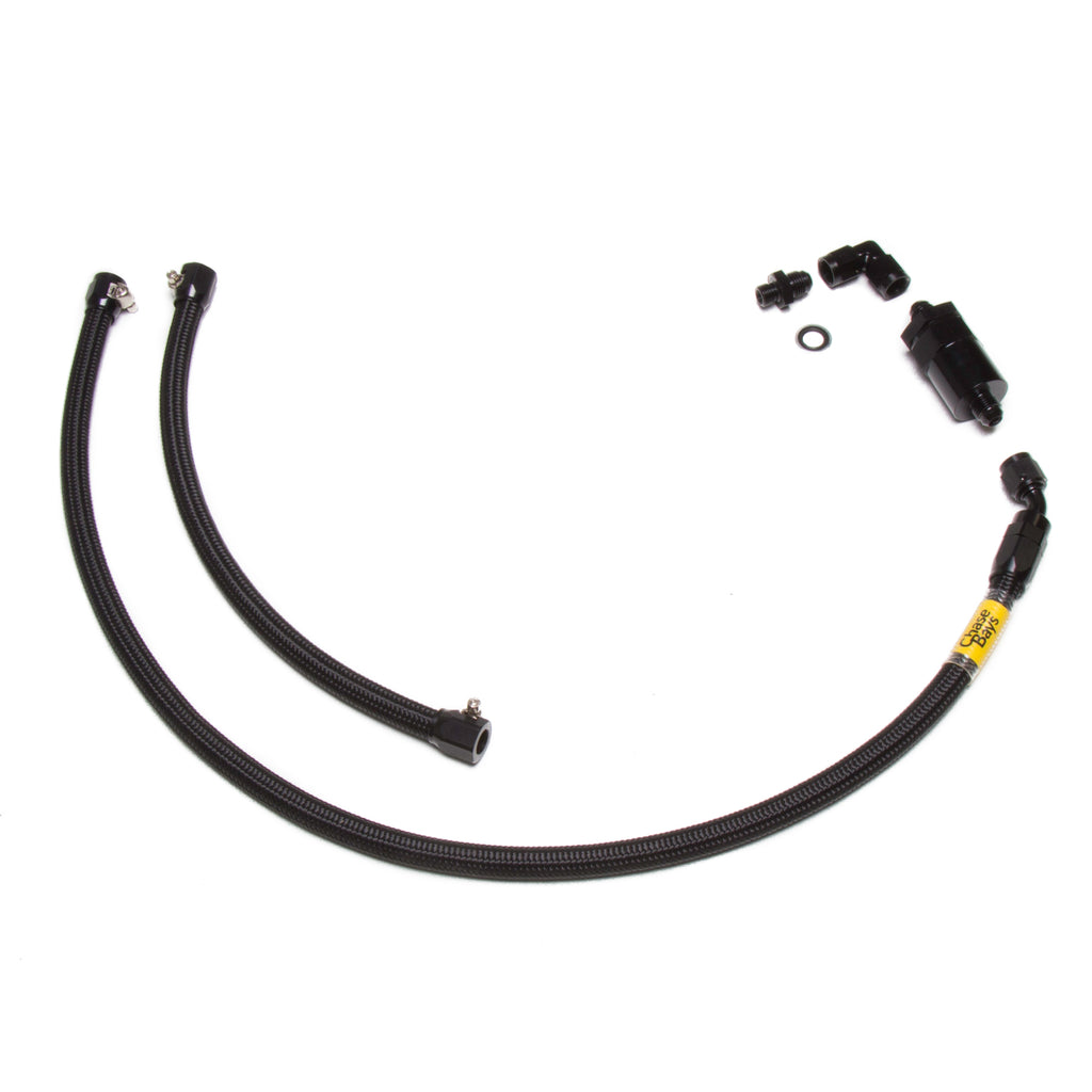 Chase Bays Fuel Line Kit - 92-00 Civic & 94-01 Integra w/ B | D | H series
