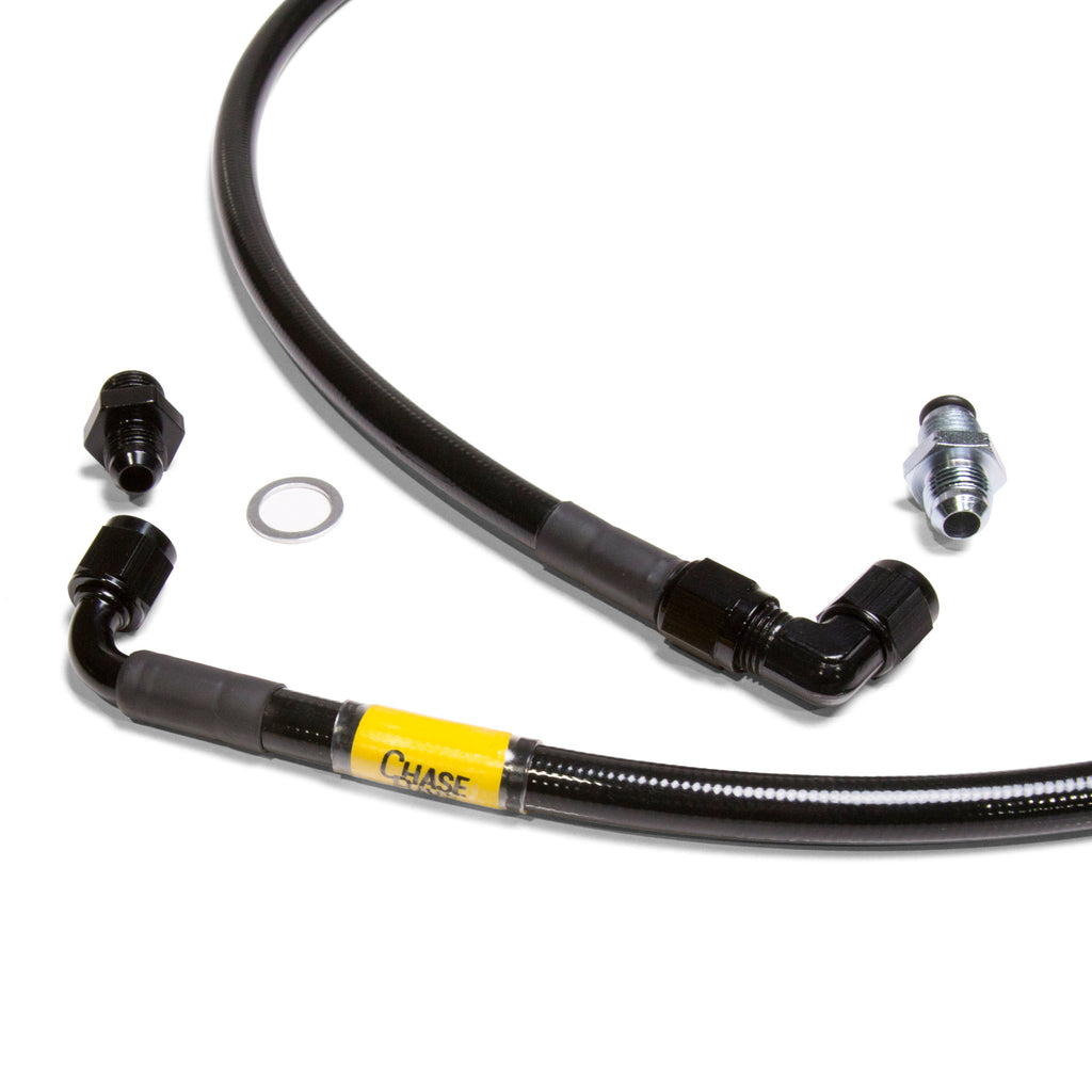 Chase Bays High Pressure Power Steering Hose - Nissan 350z / G35