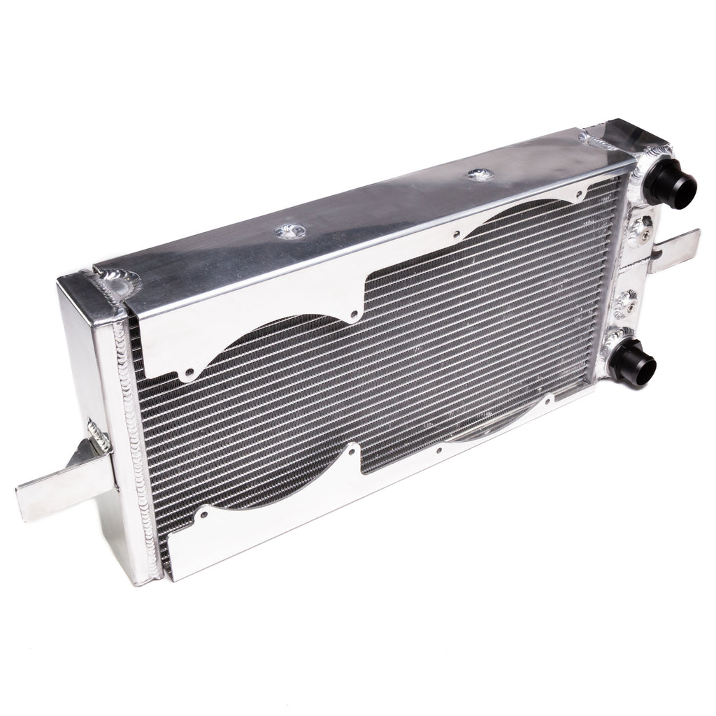 Chase Bays Tucked Aluminum Radiator - Honda Civic / Integra