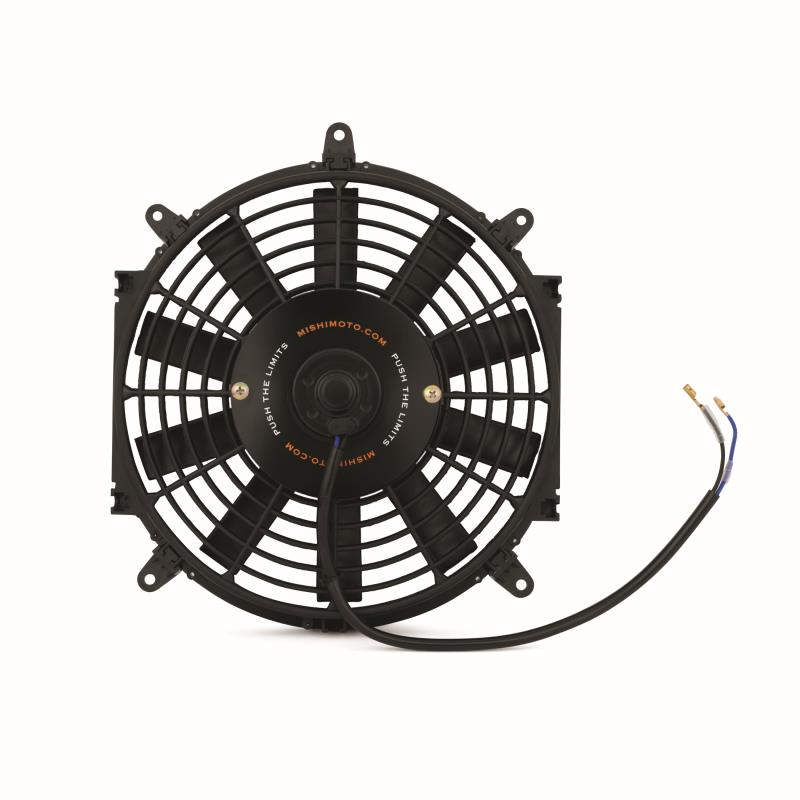 "Mishimoto Slim Electric Fan 10"" 950 CFM"