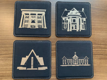 Keuka College Coaster Set