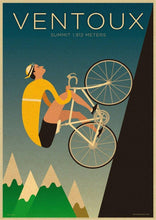 Vintage Bike Poster - Decor Devotion