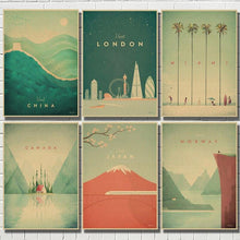 Vintage Travel Poster - Decor Devotion
