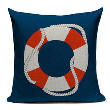 Fascinating Nautical Inspired Cushion Covers - Decor Devotion
