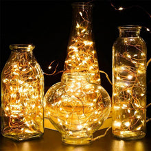 Multi Functional Decorative Copper String LED Fairy Lights - Decor Devotion