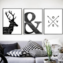 Scandinavian Minimal Style Wall Art - Decor Devotion