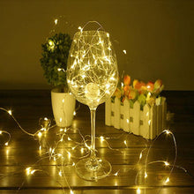 LED Copper String Lights - Decor Devotion