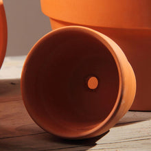 Small Clay Pots - 10 Pieces - Decor Devotion