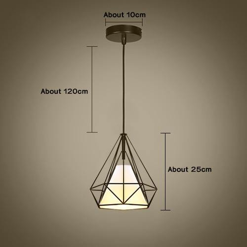 Contemporary Industrial Pendant Lights - Decor Devotion