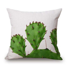Palm Leaf Cushion Covers - Decor Devotion