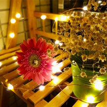 Multi Functional Decorative Copper String LED Fairy Lights