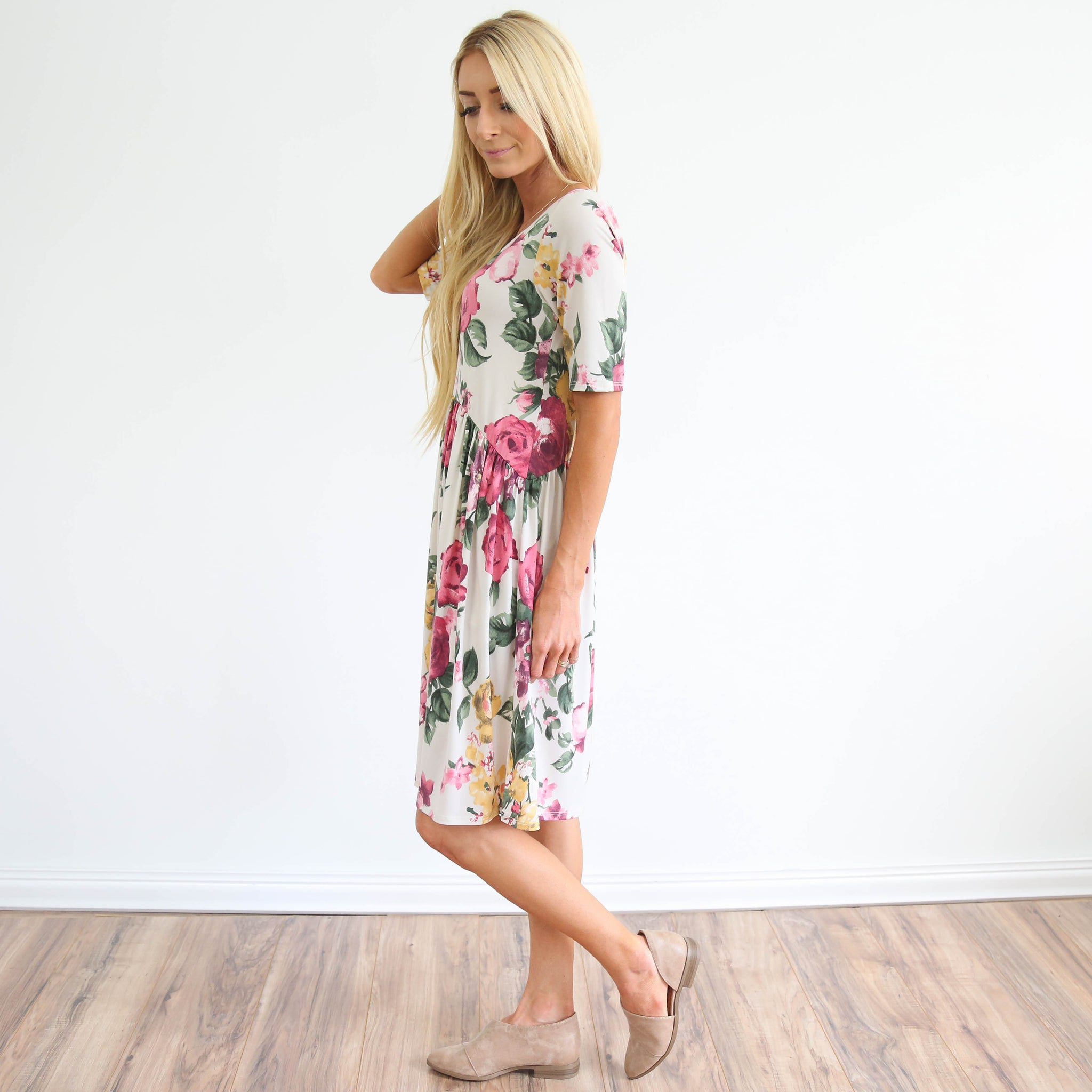 Joselle Flower Dress