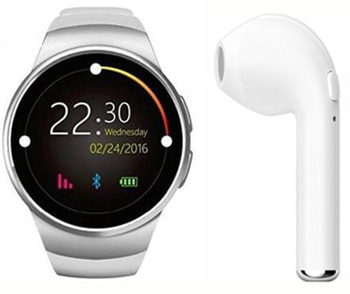Y1 Smart Watch + I7 wireless Headset