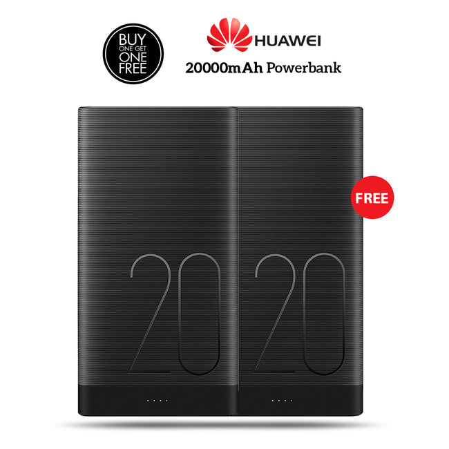 Buy One Get One 20000mAh Power Bank