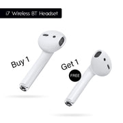 Buy 1 Get 1 I7 Bluetooth Headset