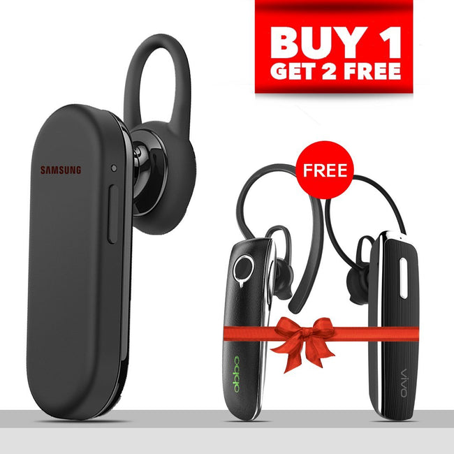 Buy 1 Get 2 Free Branded Bluetooth