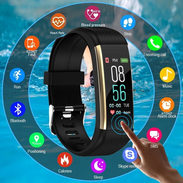 BlueMate M4 Smart Band