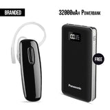 Buy Online Branded Bluetooth & Get 32000mAh Power Bank Free