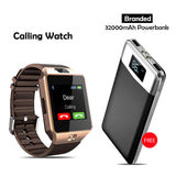Calling Watch With Free Branded 32000mAh Power Bank
