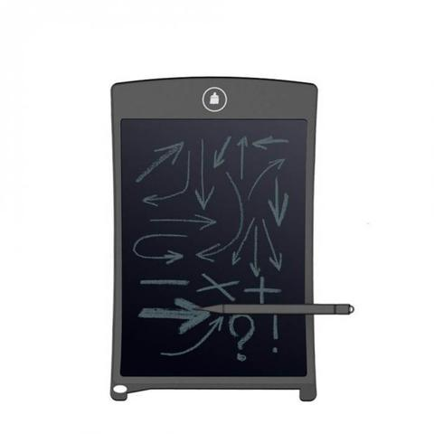 "8.5"" LCD Mini Writing Drawing Pad Portable Electronic Whiteboard Bulletin Memo Digital Pen"