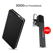Buy Online 30000mAH Branded Power Bank And Get Bluetooth Free