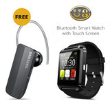 Calling Smart Watch With Branded Bluetooth