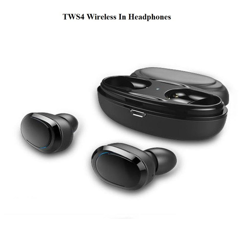 TWS4 Truly Wireless In-Ear Headphones