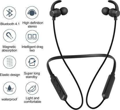 Wireless TY-101 Noise Cancelling Earphones