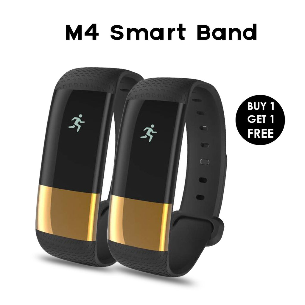Buy 1 Get 1 M4 Smart Band