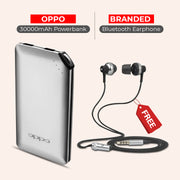 30000mAH Power Bank with Free Earphone