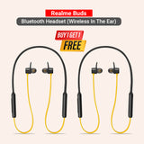 Buy 1 Get 1 Realme Buds Wireless Bluetooth Headset (Wireless in the ear)