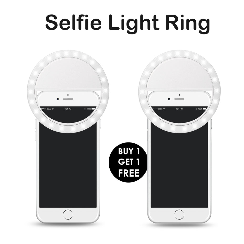 Buy 1 Get 1 Mi Plus Selfie Ring Light