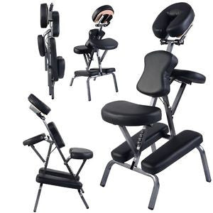 portable massage chair with carrying bag behealthymart