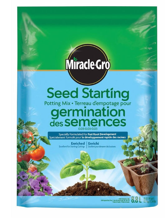 Seed Starting MG Potting Mix 8.8L