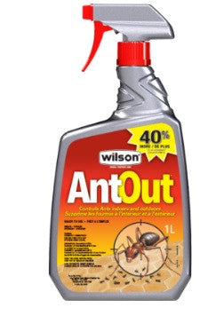 Ant Out - Ready To Use Solution- Spray