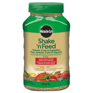 Miracle Gro - Fertilizer Shake N' Feed Tomato, Fruit & Vegetable