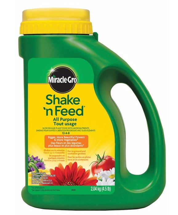 Miracle Gro - Fertilizer Shake N' Feed - All Purpose