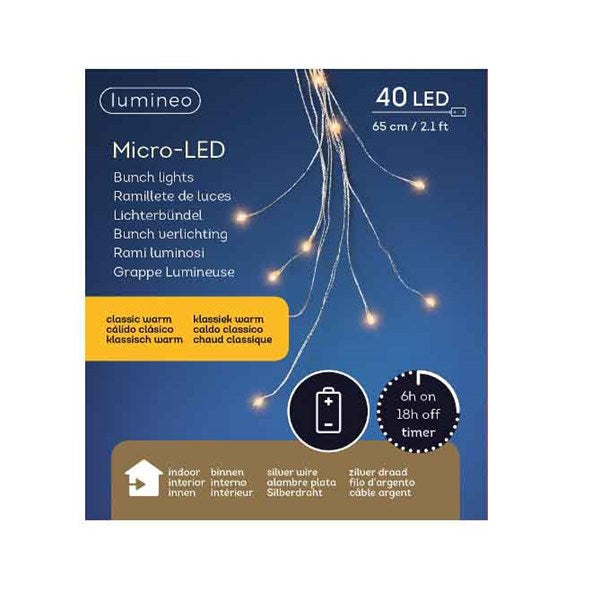 Lights - LED - Micro Bunch