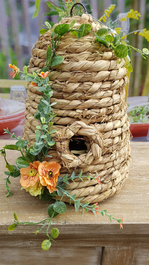 Birdhouse Straw
