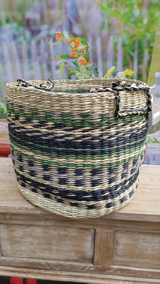 Handle Seagrass Basket