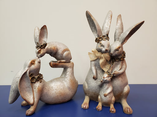 Bunny Family Metal