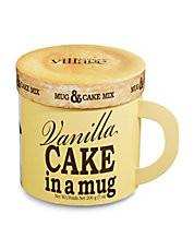 Gourmet Du Village - Cake In A Mug - Vanilla Or Chocolate