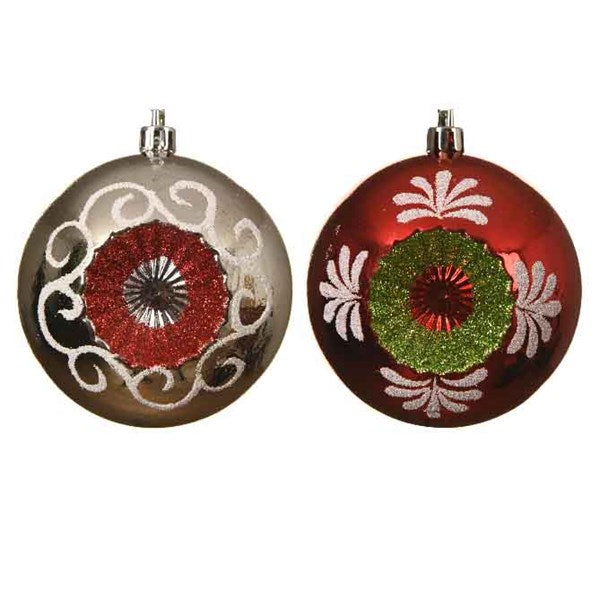 Ornament - Ball - Decorative Baube
