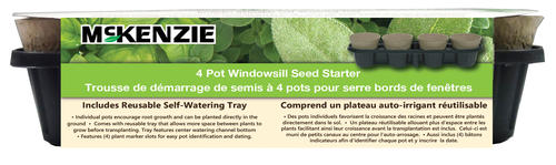 Seed Start Pot - Jiffy - 4